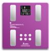 Игл SYE-2015D7 электронные весы жира масштаба весы жира бытовые весы электронные весы (кристаллический фиолетовый) весы leuchtturm для монет
