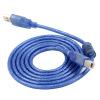 Ян Му (Muyang) MY-511 USB-принтер удлинительный кабель высокоскоростного принтера кабель USB 5 м 3 метра синий щит кислорода медь-бис
