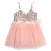 дети платье юбка платье блестками платье тюль, детка, американские акции официально партии.