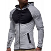 Brand 2017 Hoodie New Fashion Zipper Cardigan Hoodies Men Tracksuit Male Sweatshirt Off White Hoody Mens Purpose Tour 3XL GHH brand 2017 hoodie new zipper cuff print casual hoodies men fashion tracksuit male sweatshirt off white hoody mens purpose tour