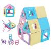 Волшебные магнитные игроки (MAGPLAYER) 6.5CM большой магнитный стальной лист 60 шт костюм магнитная пленка магнитные блоки головоломка борьба вставленные игрушек детские игрушки