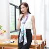 Shanghai Story (история SHANGHAI) шелкопряда шелковый шарф женский осенью вода зеленый парчи шелковый шарф платок платок шарф белый купить москва