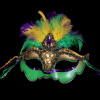 Halloween Festival Party  Mask Decoration  Accessories Christmas Mask creative spider paper lantern halloween supply party decoration