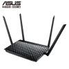 Asustek (ASUS) RT-AC1200GU двойной Gigabit Смарт 1200M двухдиапазонный беспроводной маршрутизатор asus rt ac87u