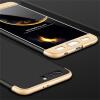 3 в 1 Защитный чехол для Huawei Honor 9 Slim Hard PC Cover для Huawei Honor 9 Free Glass Film