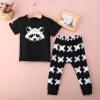 новорожденной девочки, мальчик, костюмы, футболки, брюки, леггинсы устанавливает одежду костюм 2pcs костюмы ivashka костюм парус футболка брюки шапочка