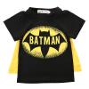 где купить футболка с короткими рукавами свитер Бэтмен Супермен детского мультфильма мальчик по лучшей цене