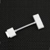 1pcs 1080p av док подключиться к цифровой адаптер кабель HDMI (видео, пригодный для Apple iPhone и iPad 2 4 4 ipod 4G бесплатная доставка