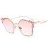 старинный полигон солнцезащитные очки женщины бренд-дизайнер металлический розовый модные солнцезащитные очки женские uv400 солнцезащитные очки женские бренд дизайнер модные солнцезащитные очки для женщин женские солнцезащитные очки для женщин