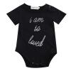 новорожденных младенцев одежды monopezzo короткий рукав