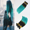 Ombre Human Hair Extensions Of Tape Ombre Color 3Pcs/Lot Straight Hair Skin Weft Remy Hair great spaces home extensions лучшие пристройки к дому