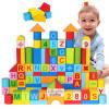 Ming башня (MING TA) 100 Li массива дерева головоломки блоки деревянные детские развивающие игрушки детская ребенка разведки порций бочки троянская мудрость 100 красочные алфавит блоки детские развивающие игрушки деревянные развивающие игрушки барабаны подарки