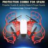 Propeller Blade Guard Protector Extension Landing Gear для DJI Spark РУ Квадрокоптер Запасные части
