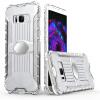 GANGXUN Чехол для Samsung Galaxy S8 Легкий защитный 2 в 1 Корпус для Samsung Galaxy S8