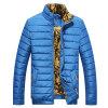 2017 зимняя мужская хлопчатобумажная куртка утолщая теплую пуховую куртку Тонкий хлопок в качестве подарка для мужчин