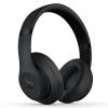 Beats Studio3 Wireless звукооператор третьего поколения беспроводной гарнитуры Bluetooth беспроводной наушники с функцией шумоподавления Gaming Headset - матовый черный с микрофоном MQ562PA / A наушники bluetooth beats studio3 wireless matte black mq562ze a