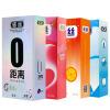 Nuosi сочетание вкуса 38 частиц резьбовых мужских презервативов презервативы тонких оранжевые задержки 10 + 12 + 8 + 0 Платиновых от страсти 8 8 roxana карандашом