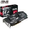 Asustek (ASUS) DUAL-RX 580-O8G 1360 ~ 1380MHz 8G Snow Leopard игровой графики карточная игра имп имп 580 240x16 g er2