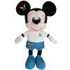 Disney Disney пространство хлопок вышивка белый ковбой Микки плюшевые игрушки кукла новая кукла день рождения День Святого Валентина подарок кукла девушка # 1 disney гирлянда детская на ленте тачки с днем рождения