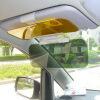 Принадлежности для автомобилей Принадлежности Антибликовый козырек защищает очки для глаз Блок Солнце Продукт День и ночь Двойное использование