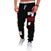 Mens Joggers Brand Male Trousers Men Pants Casual Pants Sweatpants Jogger Black XXXL ADBBB pioneer camp 2017 new arrival spring jeans men famous brand clothing denim trousers men fashion casual male denim pants 611048