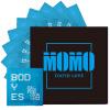 Презервативы Momo с пупырышками и точками выпуклой формы для стимуляции точки G, 12 шт. анальные игрушки для женщин цвет голубой