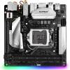 Asustek (ASUS) ROG STRIX Z370-I ИГРОВОЙ материнской платы (Intel Z370 / LGA 1151) msi msi z370 krait игровой материнской платы intel z370 lga 1151