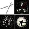 велосипедное колесо - отражатель светоотражающие горы клип трубы предупреждения газа велосипедное колесо oem 88 3k o 88mm