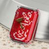 шитье DIY DMC вышивка крестом наборы для вышивания комплектыхолодильникпрямых производителей шитье diy dmc вышивка крестом наборы для вышивания комплекты большеглазого вулкана тигр прямых производителей