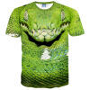 мода унисекс 3D-печать Футболки Короткие рукава Блузка Уличная одежда Костюм мальчиков верхушки