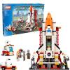 Новые Гуди новые музыкальные блоки Space Shuttle Launch Серия GD8815 Дети игрушка мальчика строительные блоки собраны головоломки игрушка строительные блоки, собранные