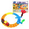 Disney Disney Микки индукционная электрическая игрушка локомотив спортивный костюм небольшой гоночный автомобиль трек детские игрушки (желтый ящик) MC23 mixberry игрушка mgw 8402r гоночный автомобиль