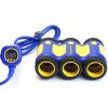 Goodyear Goodyear мультифункциональный бортовой двойной USB автомобильное зарядное устройство комбо бритва автомобильное зарядное устройство GY-2940 автомобильное зарядное устройство interstep is cc 2usb22krt 000b201