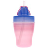 Мэтью Матиз Baby Drink Cup Double Baby Heat Insulation Cup 180ml MZ-0627 Red