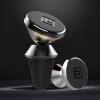 KOOLIFE Магнитный держатель мобильного телефона для автомобиля на 360 ° Панель управления / Выпуск воздуха из воздуха Черный / Сер наколенник магнитный здоровые суставы