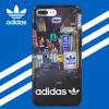 Adidas (Адидас) Apple iPhone7P \ 8 Plus телефон оболочки японский уличный стиль моды Креативный женские модели мужчины все включено популярные бренды силиконовый чехол