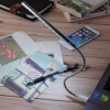 гибкие USB 10led огня света для ноутбука ноутбук PC чтения ночью yixiukeji usb 3 индикатор огня гибкими для pc ноутбук ноутбук