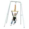 Я люблю детей-Lok детский фитнес поворотная рама стойка может быть перемещен один пункт крытый и открытый подвесной стул ребенка подпрыгивая стул фитнес детские игрушки A002 микрофонная стойка quik lok a344 bk