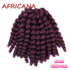 8 inch 80g Jumpy Wand Curl Jamaican Bounce Crochet Hair 22 Roots African Synthetic Braiding Hair Low Temperature Fiber 6 4 4m bounce house combo pool and slide used commercial bounce houses for sale