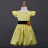 малого @ девушка летом тонкие короткие рукава платья (хлопок) малого девушка летом без рукавов цветок печать футболку и юбки хлопок