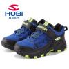 Обувь для мальчиков Обувь дети Ботинки Обувь на теплом меху linling дышащая Водонепроницаемый Повседневное модные Обувь для мальчи
