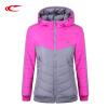 SAIQI Зимняя куртка Женские пальто Женская верхняя одежда Модный длинный хлопок Ватный теплые тренировочные куртки