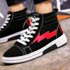 досуг и платформы, кроссовки, холст, короткие сапоги, мужские ботинки