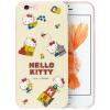 Hello Kitty Apple, 6 / 6с телефон оболочки iPhone6 / 6с мультфильма все включено защитный рукав силикона мягкая оболочка падение сопротивления 4.7 дюймов Hello Kitty молоко apple чехол iphone6 5s 4s 5c hello kitty