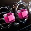 Rhone Автомобиль Парфюм Автомобиль Духи Кондиционер Выход Духи Клип Solid Ароматный автомобиль Ароматическое украшение Автомобильные аксессуары RP22A Сахар Lucky