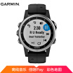 Garmin fenix5s Plus photoelectric heart rate Samsung positioning fitness music fashion NFC payment GPS navigation outdoor flagship sports watch fly 5s black silver frame