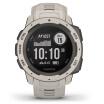 Garmin Instinct Instinct Series Frozen Original White GPS Smart Watch Optical Heart Rate Watch Multifunctional Military Table Mountaineering Running Swimming Cycling Sports Watch