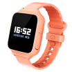 Small search millet ecological chain children&39s phone watch color version anti-lost life waterproof GPS positioning student positioning mobile smart watch boy girl powder orange