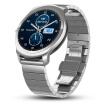TicWatch2 Classic Series Smart Watch Google Technology 3G Independent Call GPS Tracks Heart Rate Bluetooth Message Push Payment Compatible Android ios Steel Strip