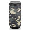Longqin ROYQUEEN M690 Bluetooth Speaker Audio Subwoofer EQ Adjust Outdoor Waterproof Support Multi-series U disk Play Portable Mini Sound Camouflage P
